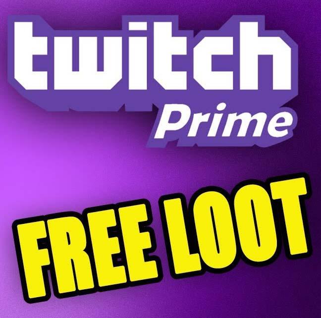 Twitch Prime Аккаунт
