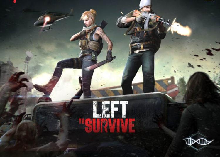 Left-to-Survive промокод
