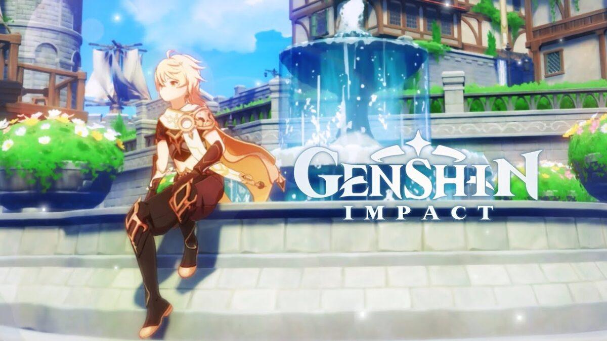 Genshin Impact промокод